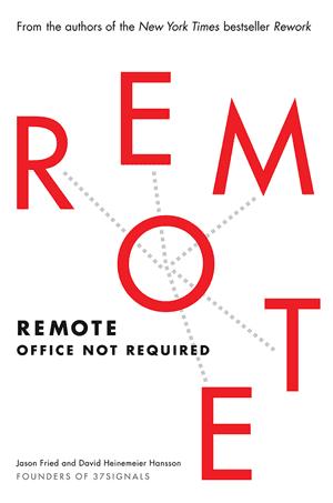 remote book