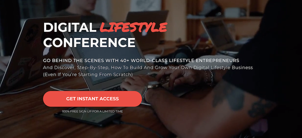 Digital lifestyle conference