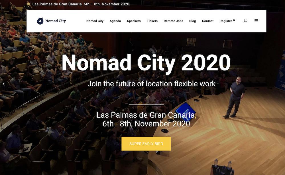 nomad city