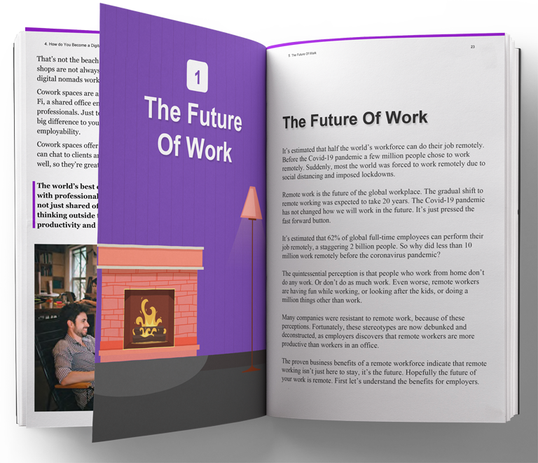 Working Remotely E Book How To Work From Home Search Remotely