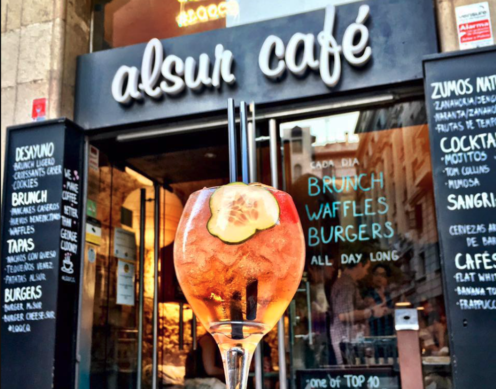Alsur Café Palau – Barcelona