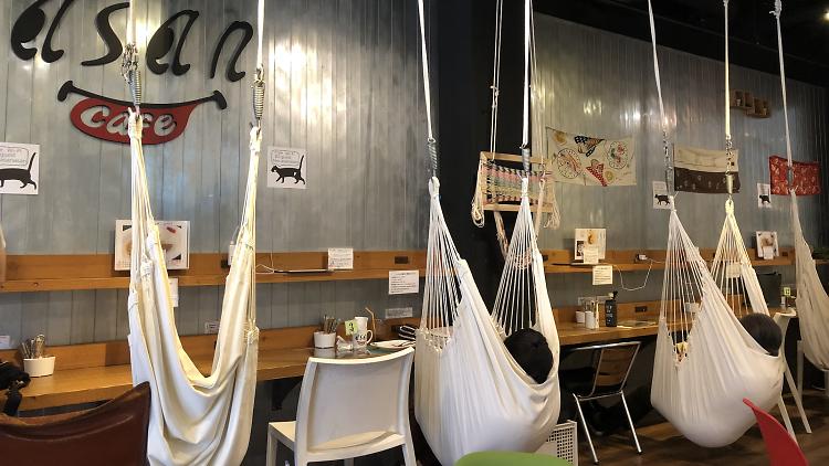 Cafe Asan – Tokyo, Japan