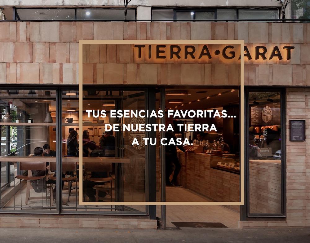 Tierra Garat, Mexico City
