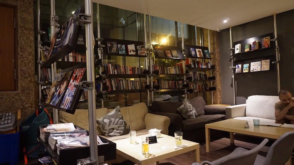 the book cafe singapore