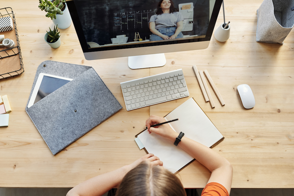 online courses remote work
