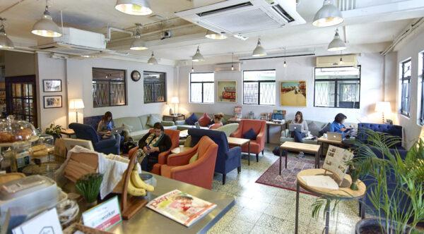 The Hive Sai Kung Lounge 2