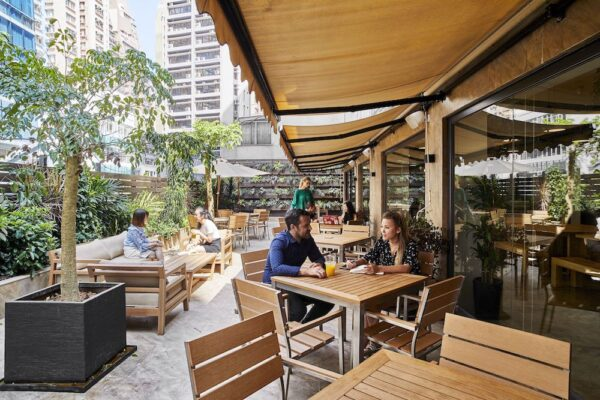 The Hive Sheung Wan Terrace 3