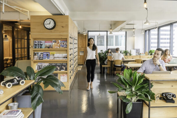 The Hive Wan Chai Hot Desk