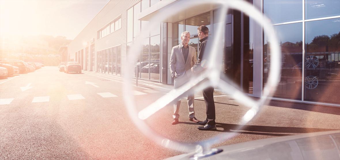 Mercedes Benz Customer Assistance Center Maastricht