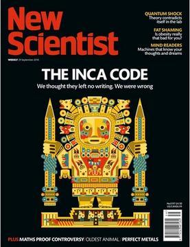 New Scientist Ltd.