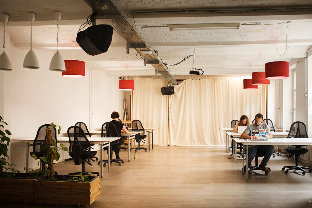 coup coworking space
