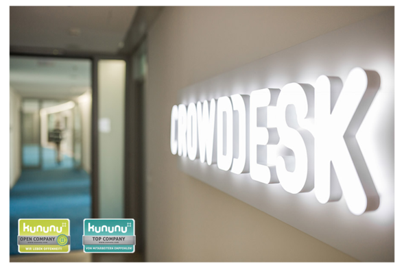CrowdDesk GmbH