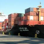 A shipping company