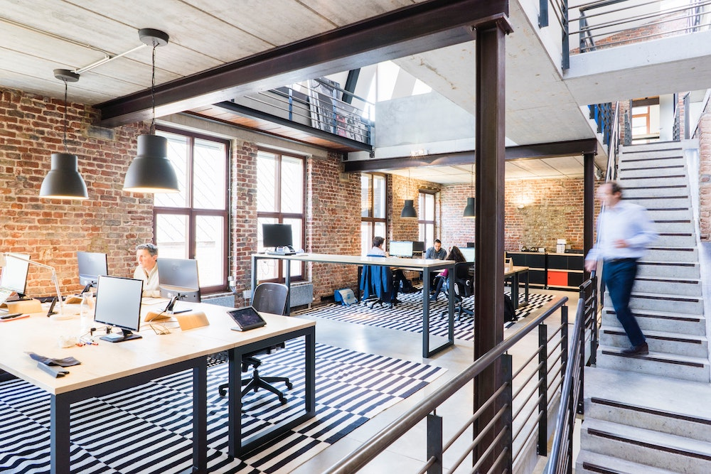 hybrid offices future of work