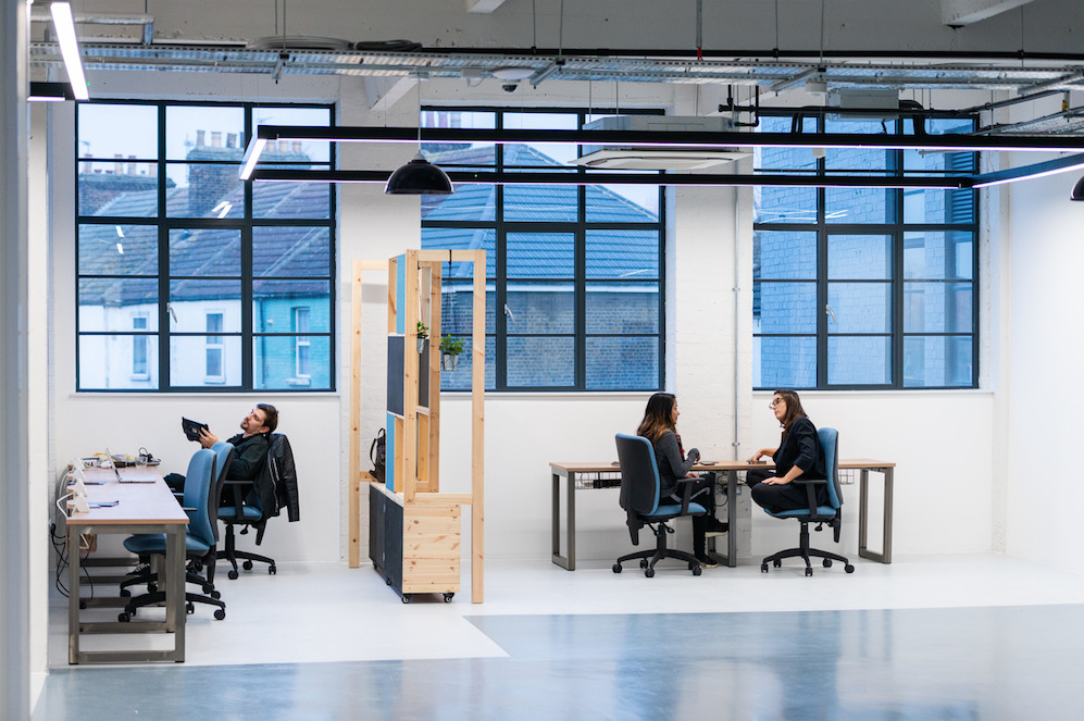 Creative Works London coworking space