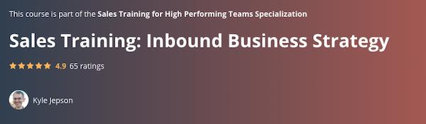 Inbound Business Strategy