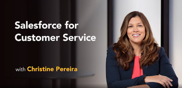 Salesforce for Customer Service
