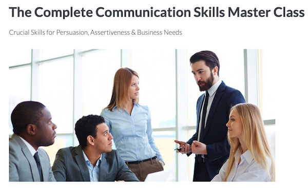 The Complete Communication Skills Master Class