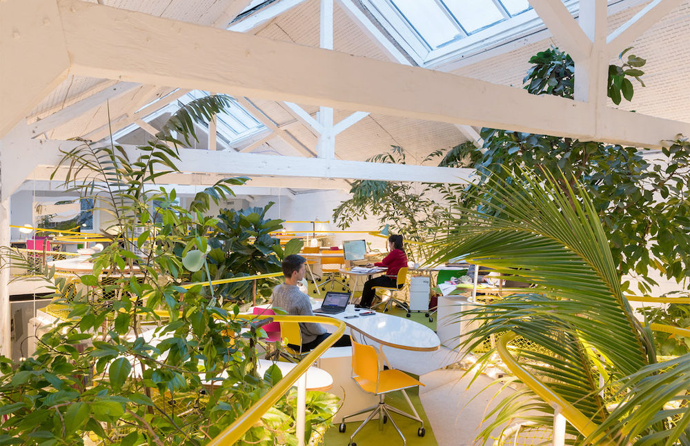 second home london coworking space